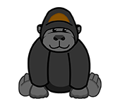 Silverback Gorilla.png