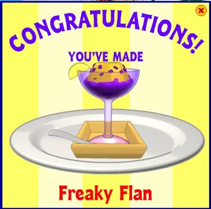 Freaky Flan