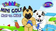 Webkinz Let's Play Mini Golf!