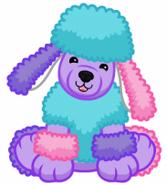 Poofy Poodle Virtual