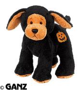 Pumpkin puppy plush