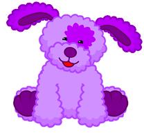 Grape Soda Pup