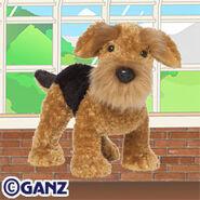 Airedale Terrier Plush Pet