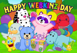 Webkinz Day, 2009