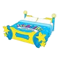 Trading Card Bed