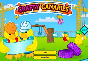 Crafty Canaries