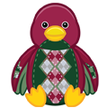 Quilted Robin