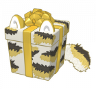 Signature Marble Cat Gift Box