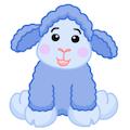 Lil' Blue Lamb