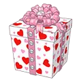 Lovely Love Kitten Gift Box