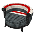 Comfy Knitted Chair