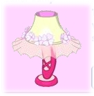 Ballet Lamp