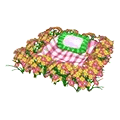 Fragrant Flower Bed