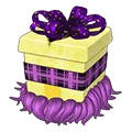 The Rockerz lion gift box