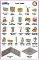 Aztec-Theme-Items