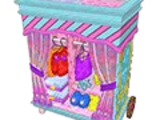 Cotton Candy Closet