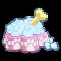 Cotton kibble candy