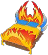 Pyre Nest Bed