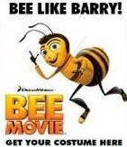 Bee Costume Ad