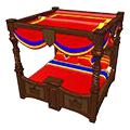 Royal Estate Bed