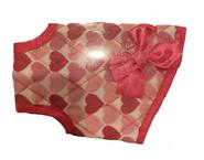 Plush Clothing Love Diva Pet Coat