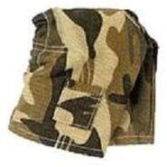 Plush Clothing Camo Cargo Pant