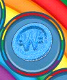 Blue Jelly Coin