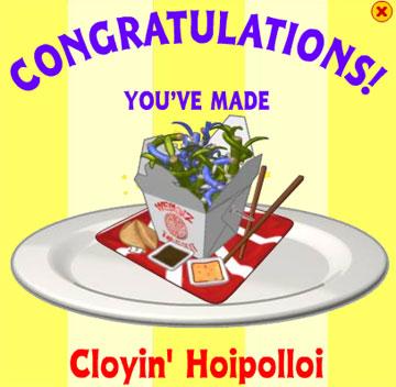 Cloyin' Hoipolloi