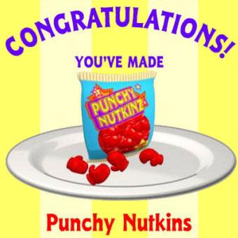 Punchy Nutkins