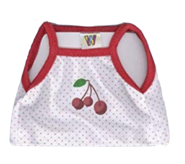 Plush Clothing Cherry Tank Top