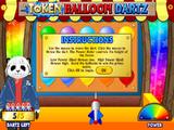 Token Balloon Dartz