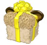 Signature Border Terrier Gift Box