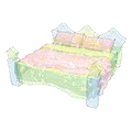 Stardust Dreams Bed
