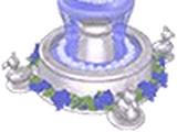 Blueberry Fountain