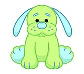 Green Earth Puppy