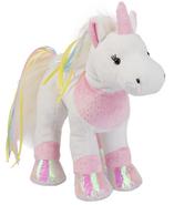 Ribbon Unicorn 2017 Plush Pet