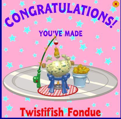 Twistifish Fondue