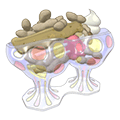 Creamy Peanut Parfait