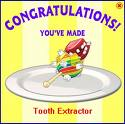 Tooth Extractor