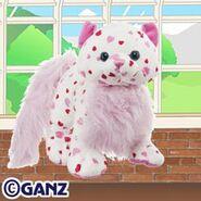 Lovely Love Kitten Plush Pet