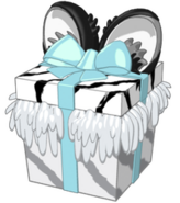 Signature White Bengal Tiger Gift Box