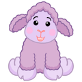 Lil' Purple Lamb