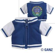 Plush Clothing Varsity Jacket