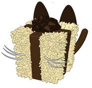 Signature Siamese Cat Gift Box