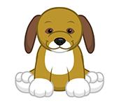 Cinnamon Beagle