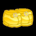 Goldentuxdressshoes