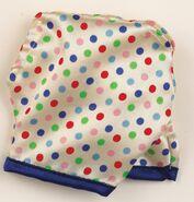 Plush Clothing Polka Dot PJ Bottoms