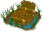 Beaver Lodge Bed