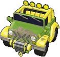 Desert Jumper Jeep