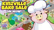 Kinzville Bake Sale Ad 3